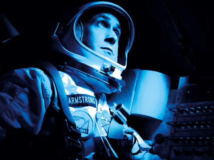 First Man has vivid, luminous cinematography, but it's hard to say what it's really about
