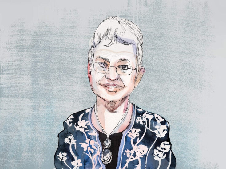 """Jacqueline Wilson Q&A: """"My cat is a sensitive soul – I worry about him terribly"""""""