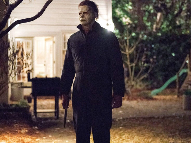 Return of the mask: finding new meaning in the old horror of Halloween