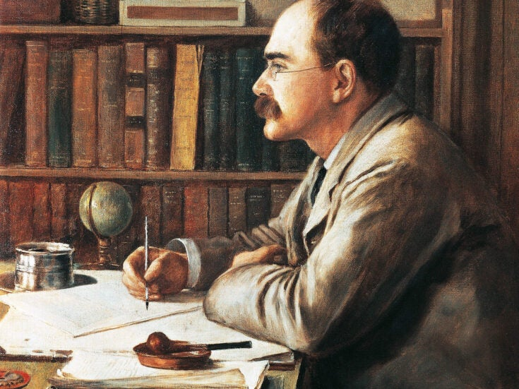 How Rudyard Kipling became a master of imperial gothic