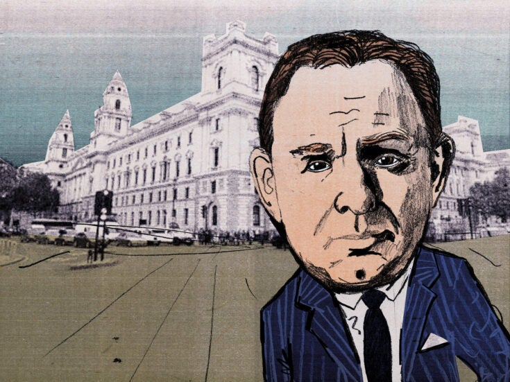 """The quiet rise of """"securocrat"""" Mark Sedwill, the new head of the civil service"""