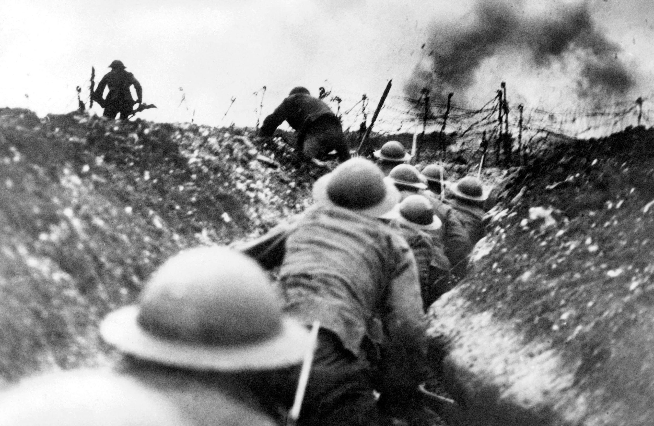Did the end of the Great War come too soon?