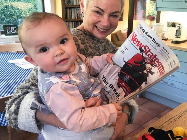 Letter of the week: Start them young