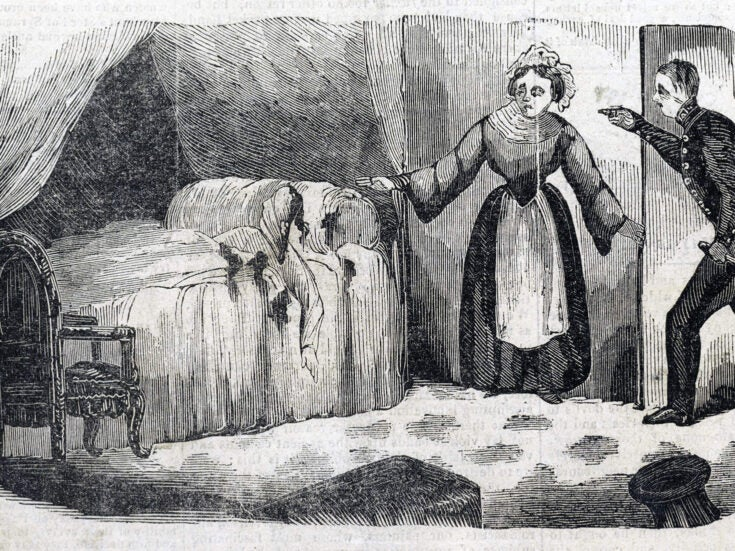 The strange Victorian murder of Lord William Russell