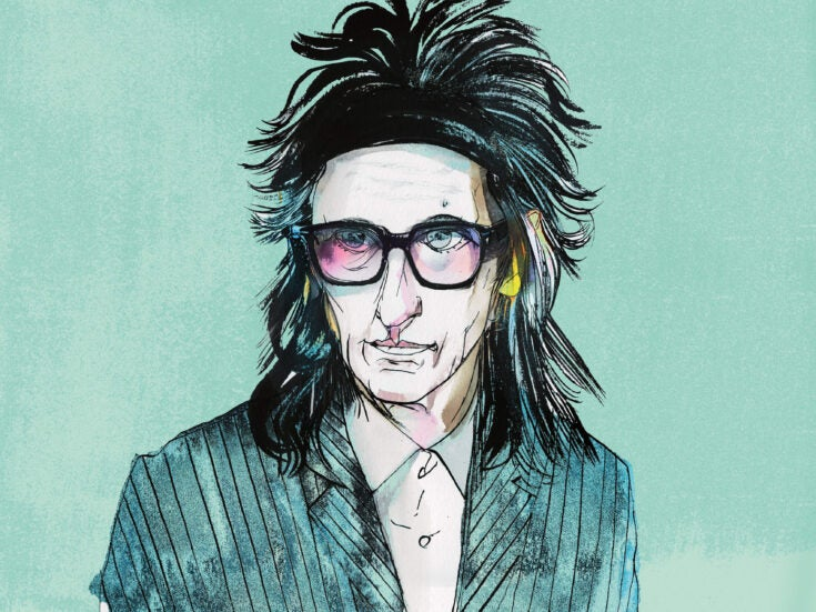 """John Cooper Clarke Q&A: """"Happiness is the one target you only have to aim at to miss"""""""