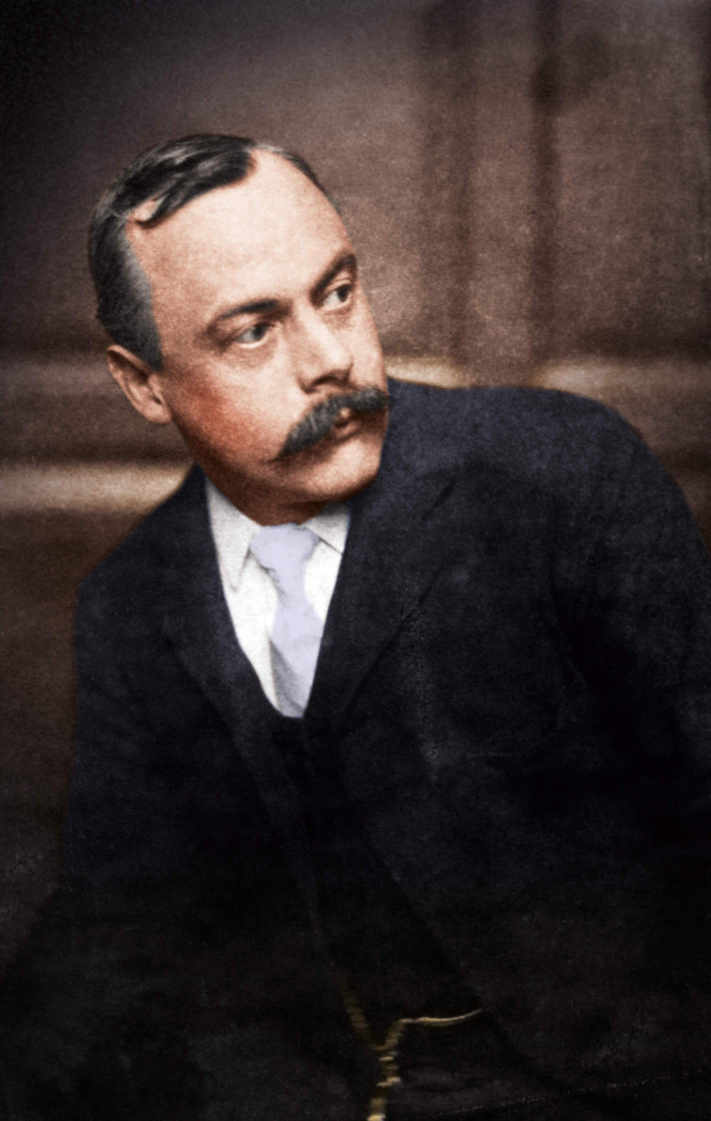 Dark-hearted dreamer: the double life of Kenneth Grahame