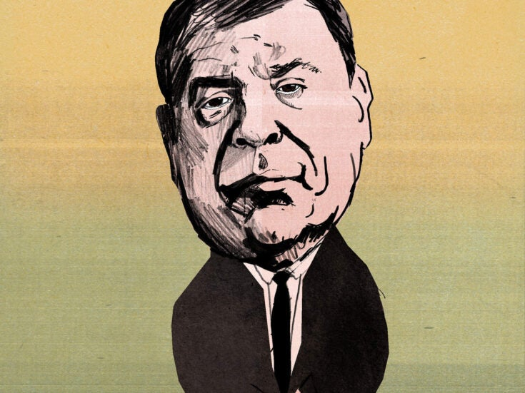 Arron Banks bought Brexit. But in doing so, did he also break the law?