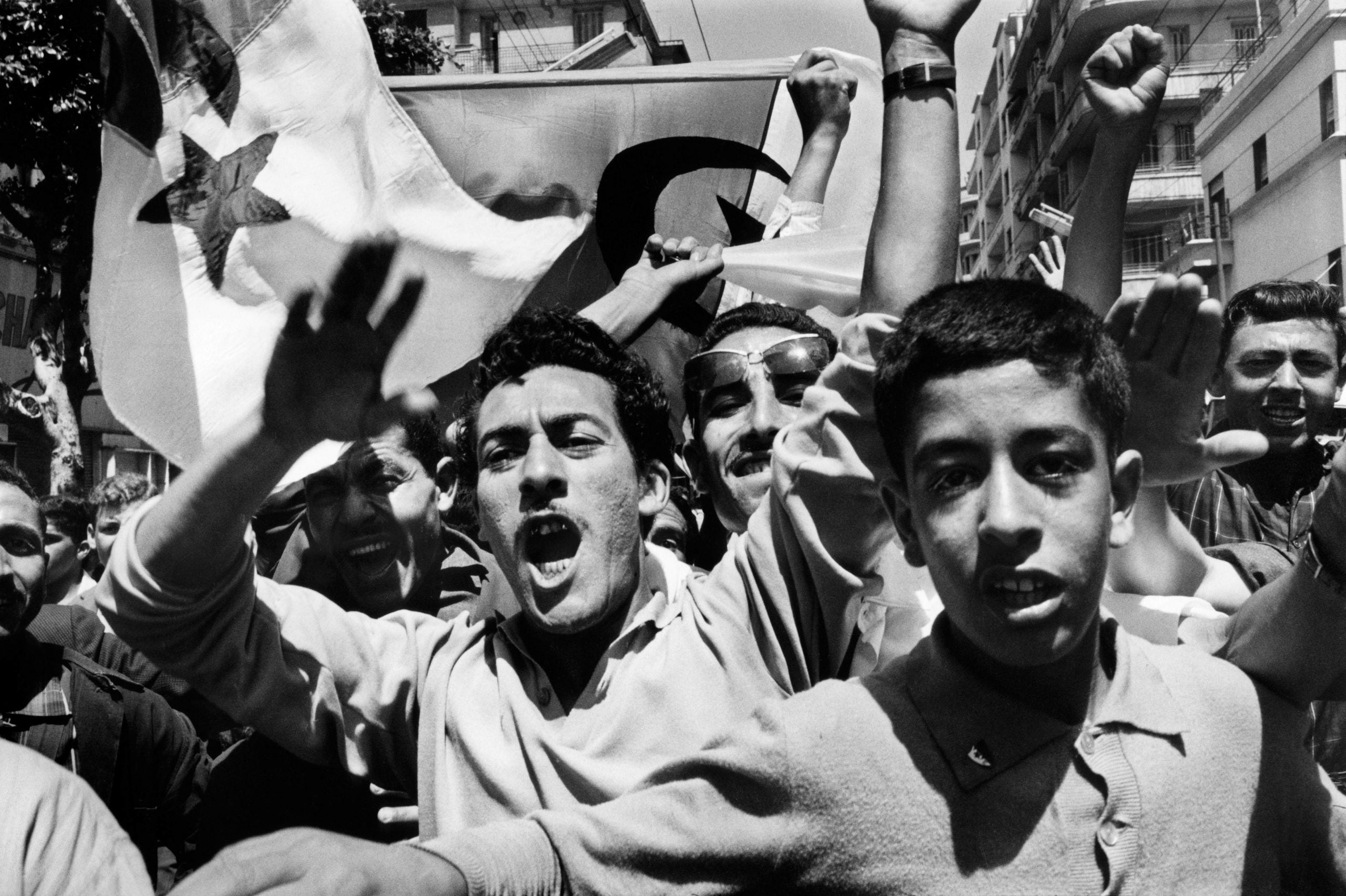 The return of the repressed: the bitter legacy of the Algerian War