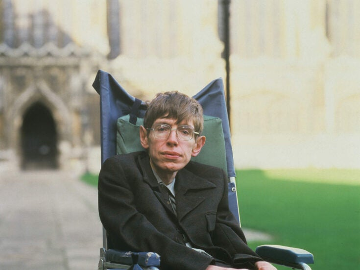 The hawking of Stephen: is Brief Answers to the Big Questions more spin than science?