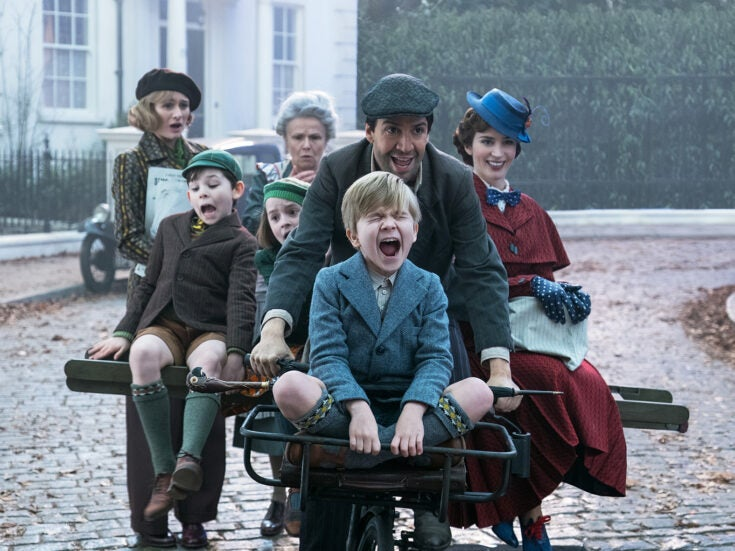 The best films in the cinema this Christmas