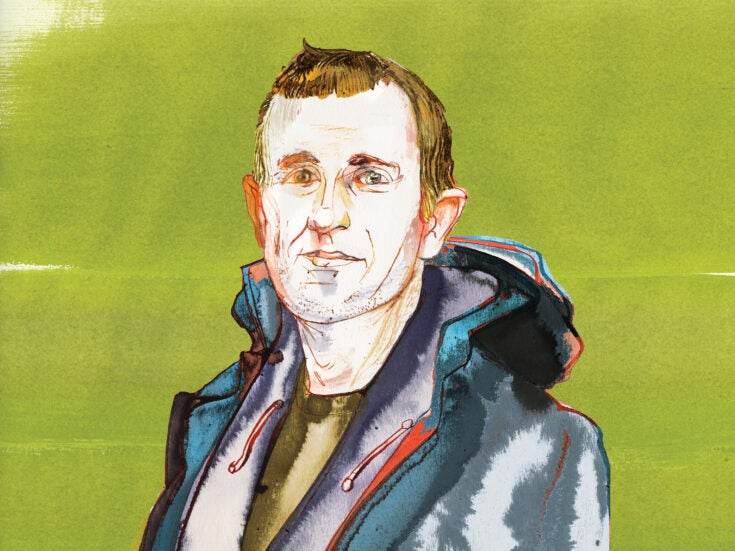 """Robert Macfarlane Q&A: """"Amid political awfulness, this year brought hope in the dark"""""""