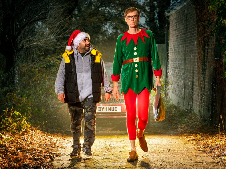 The highs and lows of this year's Christmas TV