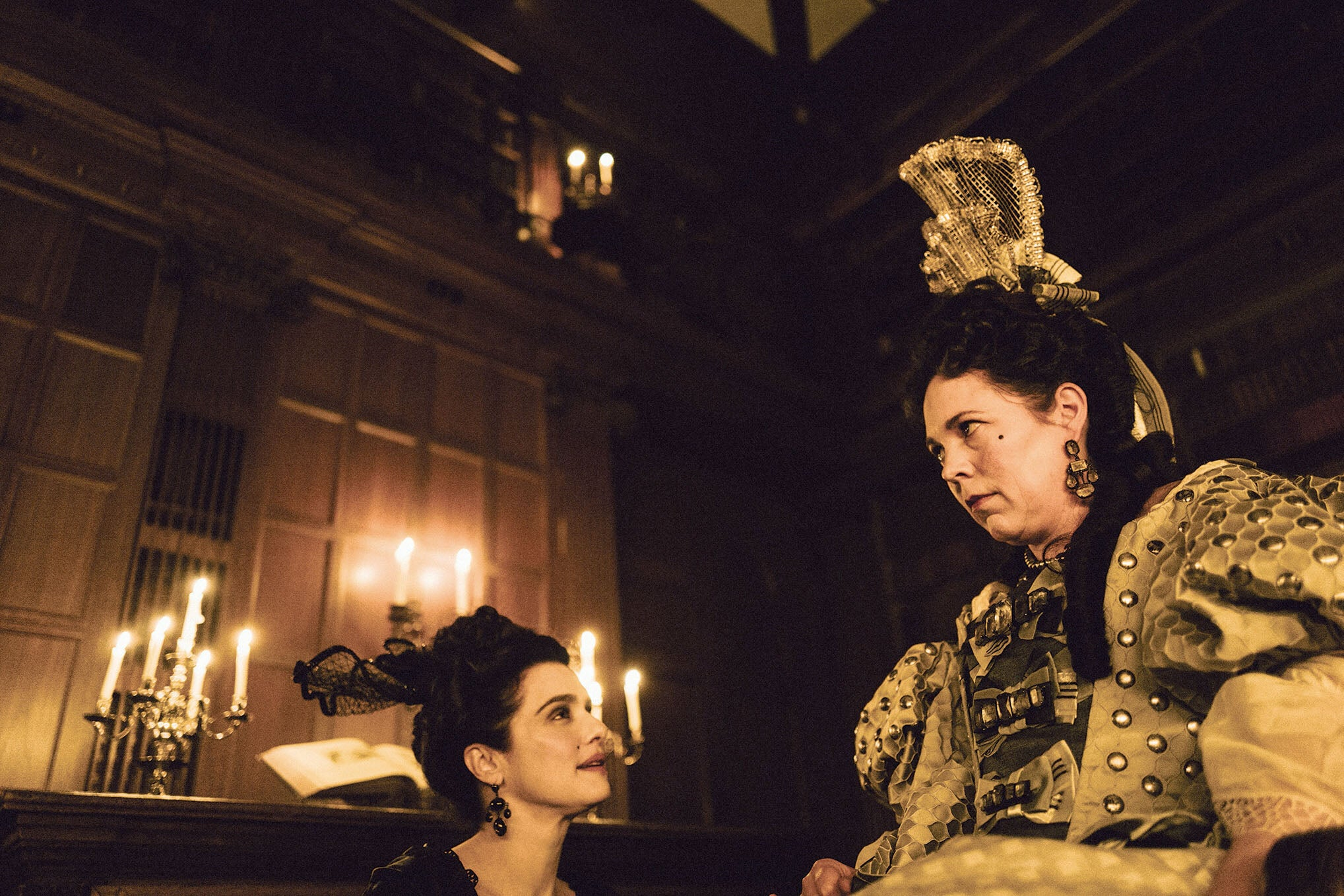 Olivia Colman film The Favourite is a vicious, rollicking period comedy