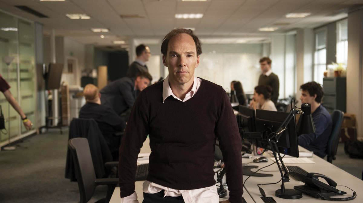 The Uncivil War is utterly and completely Benedict Cumberbatch's show