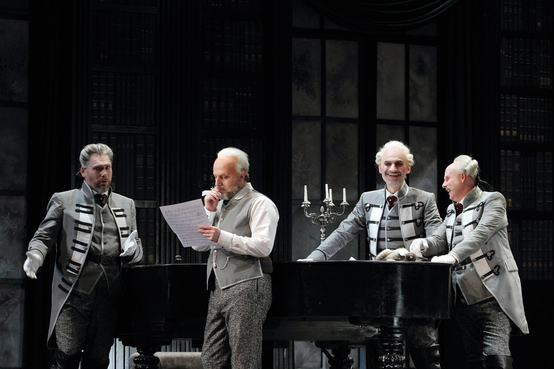 Too many Tchaikovskys: The Queen of Spades at the Royal Opera House leaves you cold