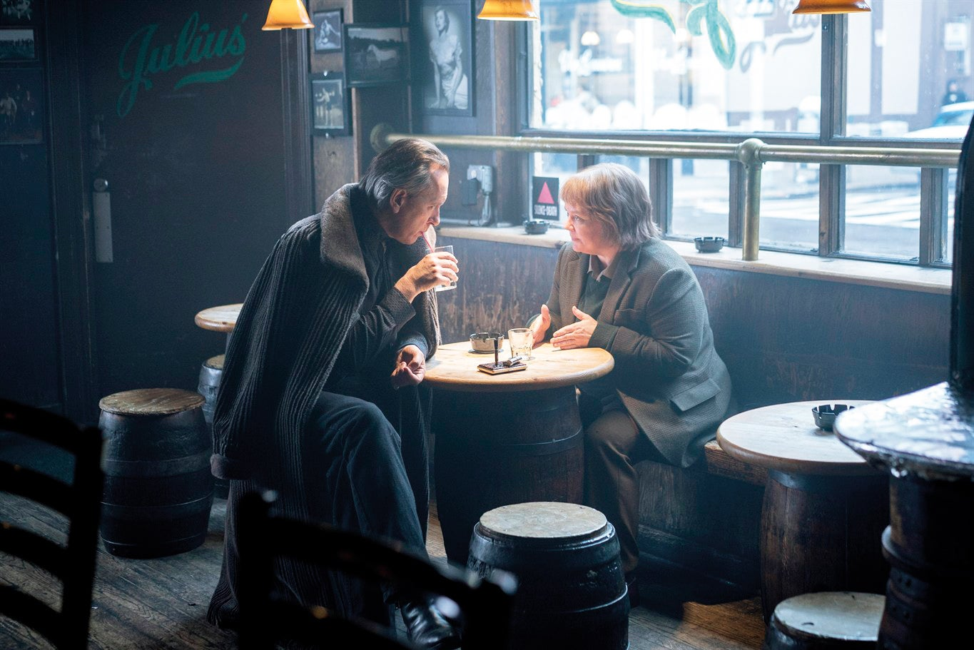 Marielle Heller's joyous comedy Can You Ever Forgive Me? positively glows