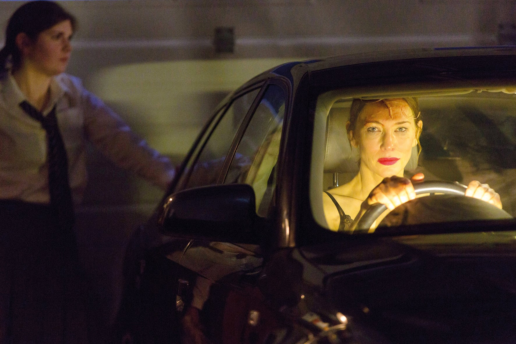 A-lister with a dildo: Cate Blanchett at the National Theatre