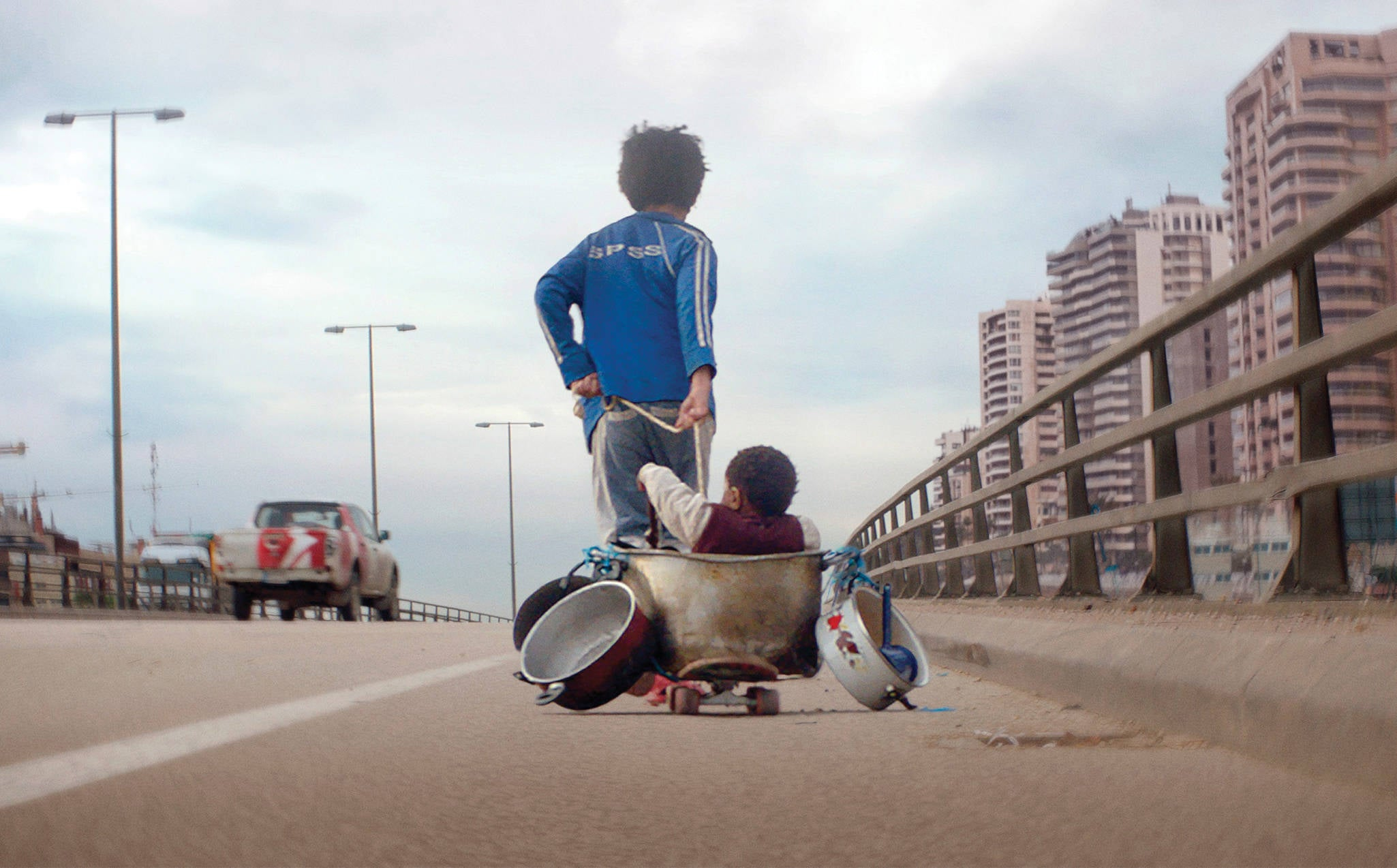 Capernaum follows the forgotten street kids and scapegraces of Beirut