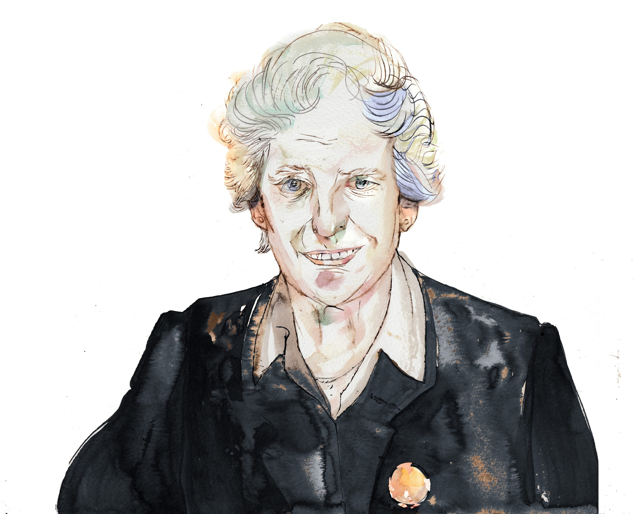 """Baroness Elizabeth Butler-Sloss Q&A: """"Don't let the buggers bounce you – that's crucial"""""""