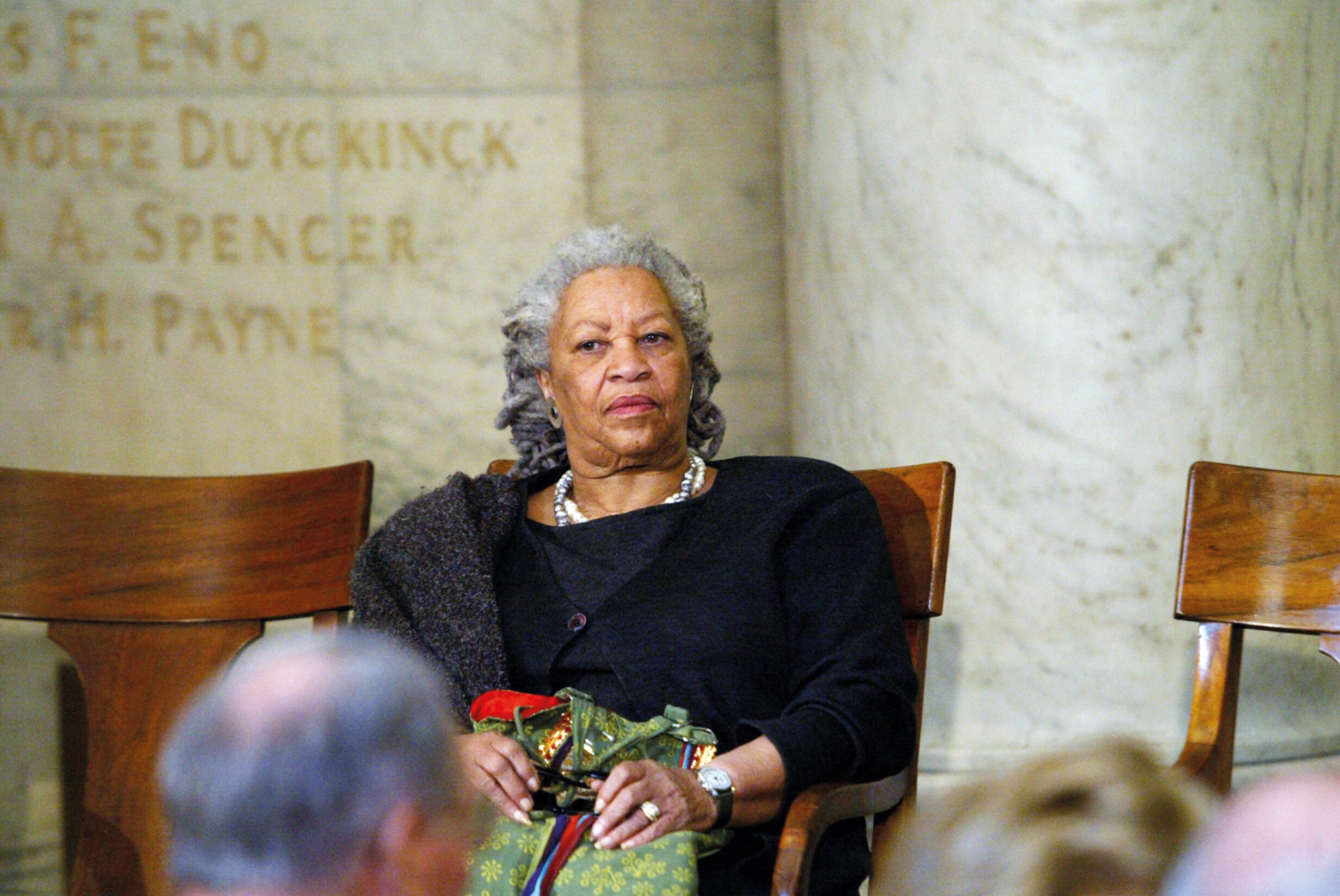 Mouth Full of Blood: the unapologetic essays of Toni Morrison