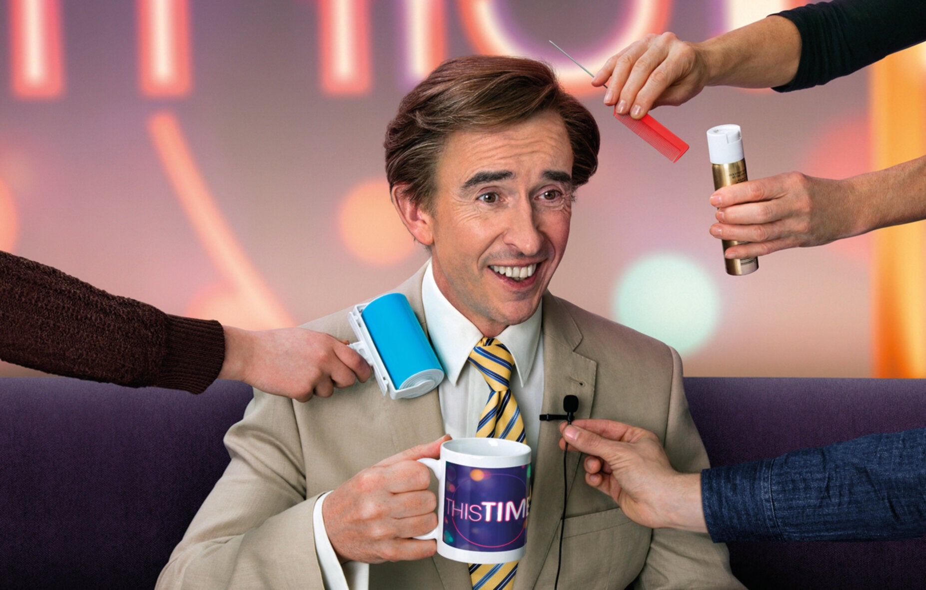 Why Alan Partridge is the perfect face of Brexit Britain