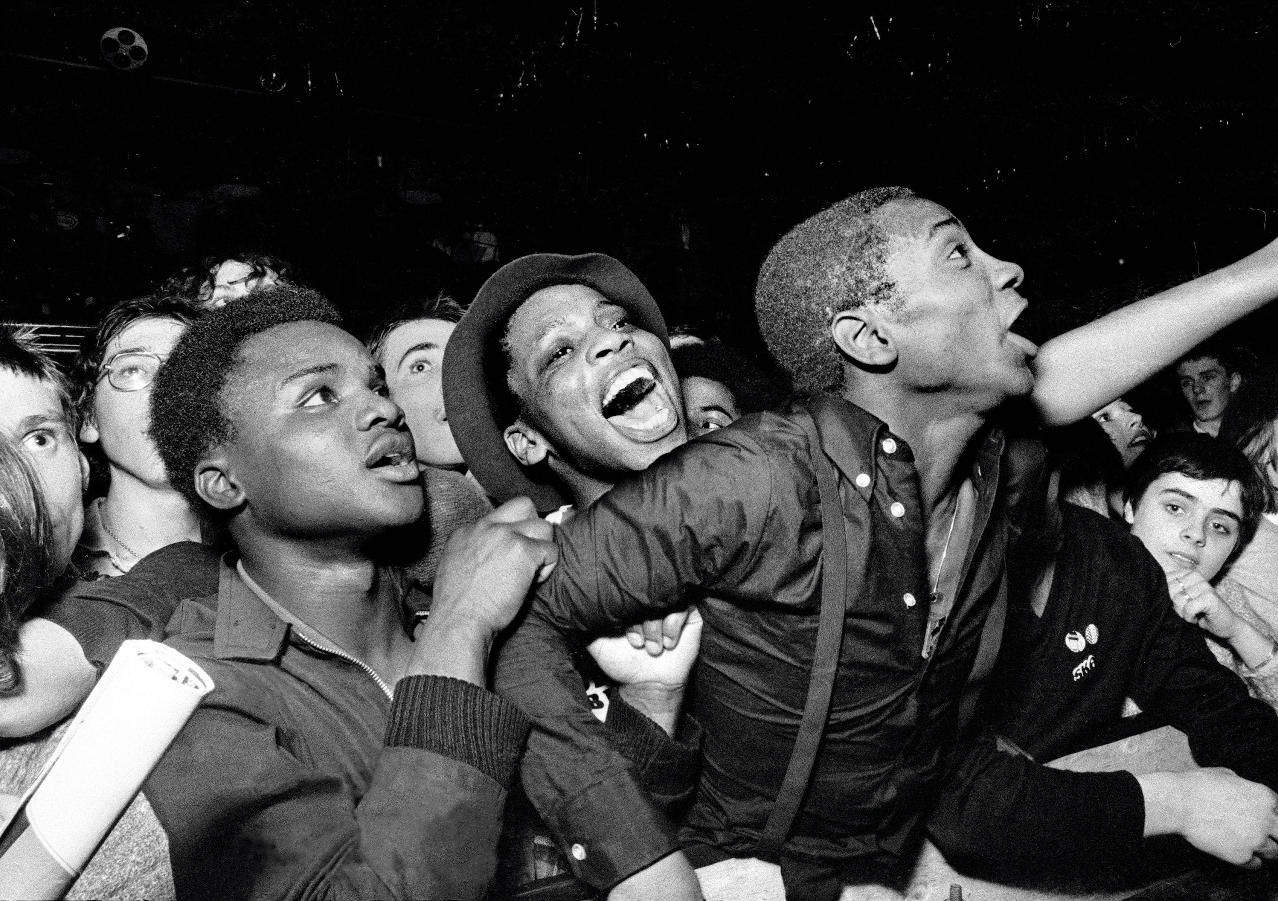Noisy, messy, unconventional and progressive: remembering Rock Against Racism