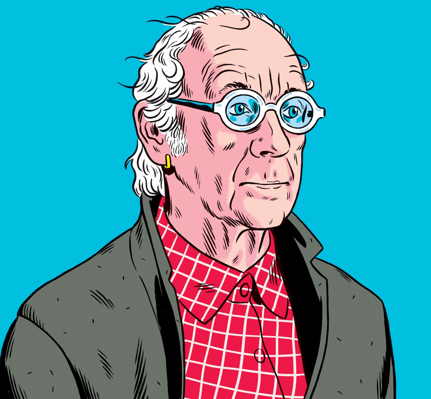 """Roger McGough Q&A: """"I might have been the first Liverpudlian pope"""""""