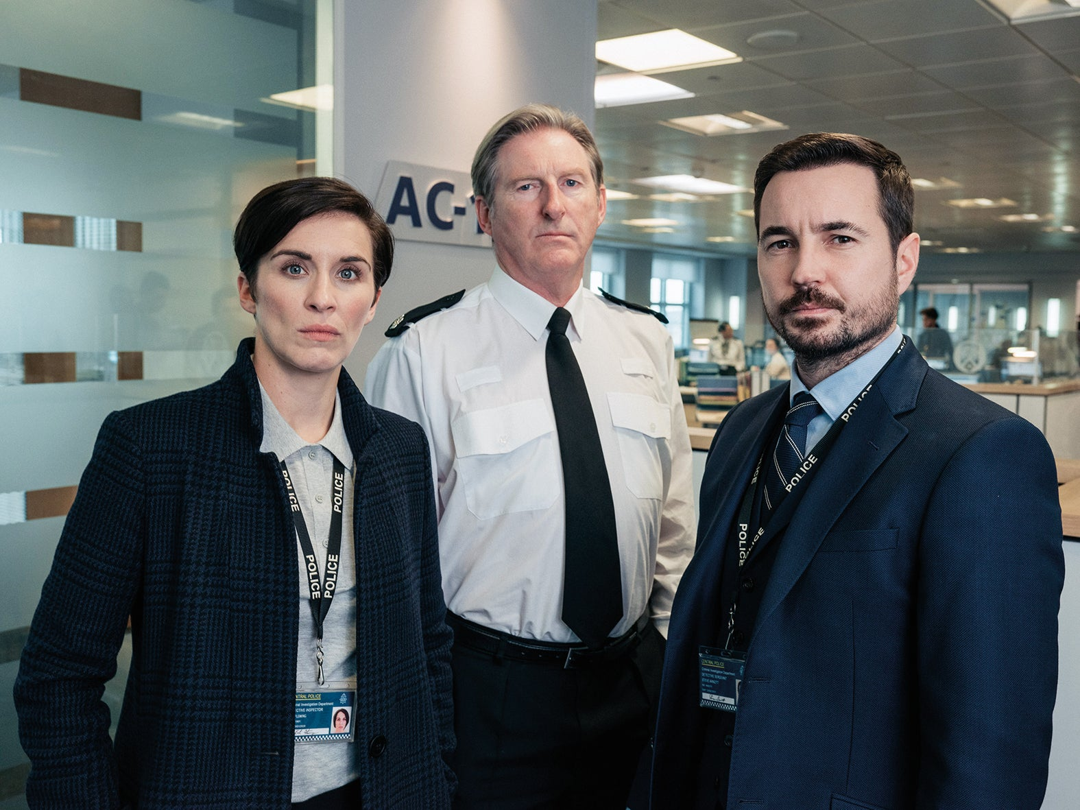 The forensic detail of Line of Duty