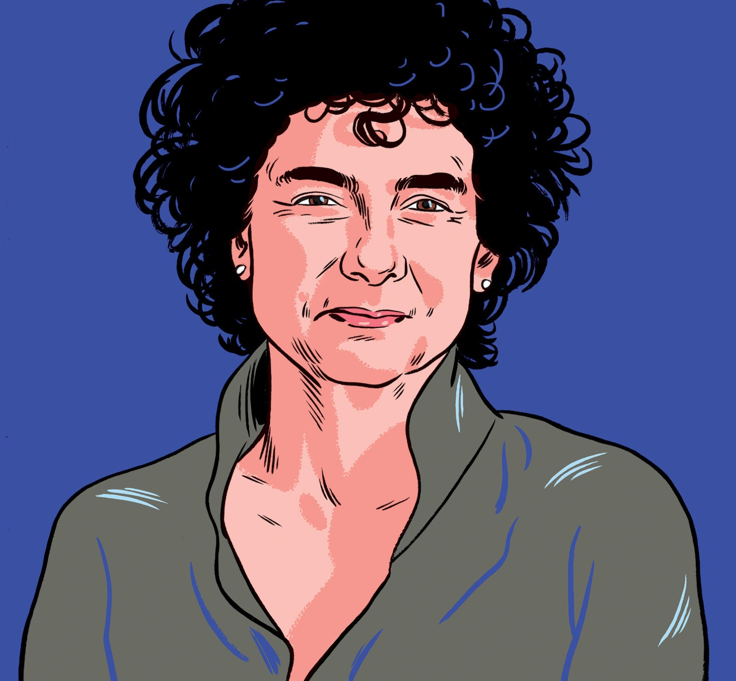 """Jeanette Winterson Q&A: """"I couldn't live without books and an open fire"""""""