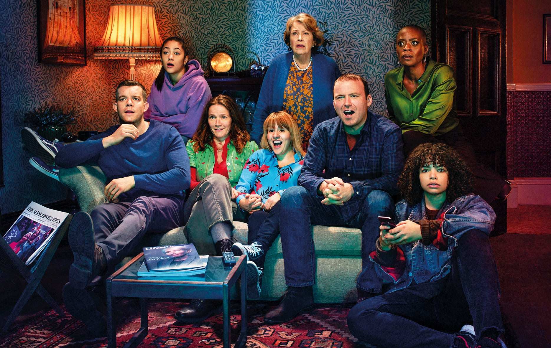 Russell T Davies's Years and Years is bold and brilliant