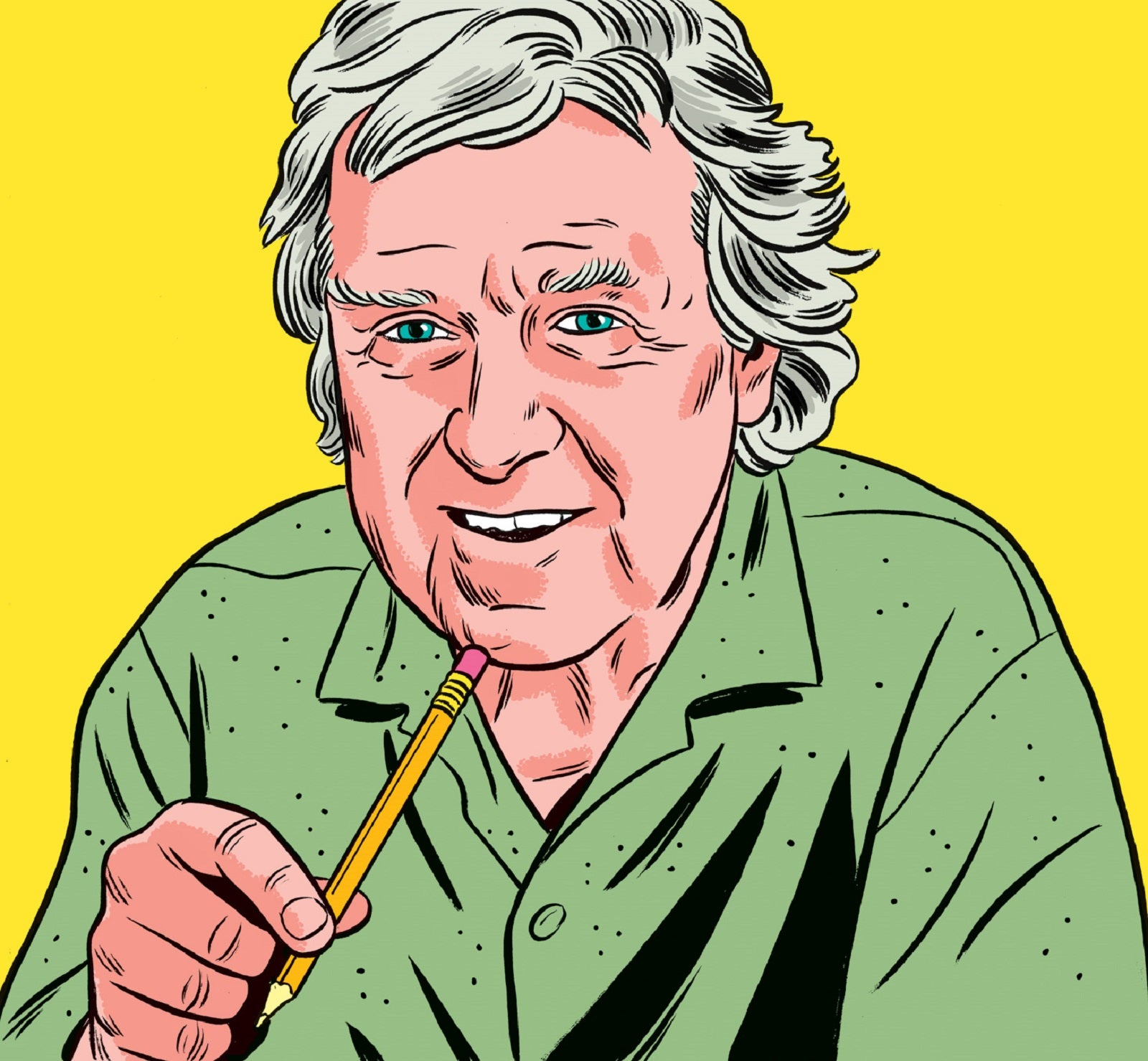 """David McKee Q&A: """"People always say, 'Don't do it, David.' I never take any notice"""""""