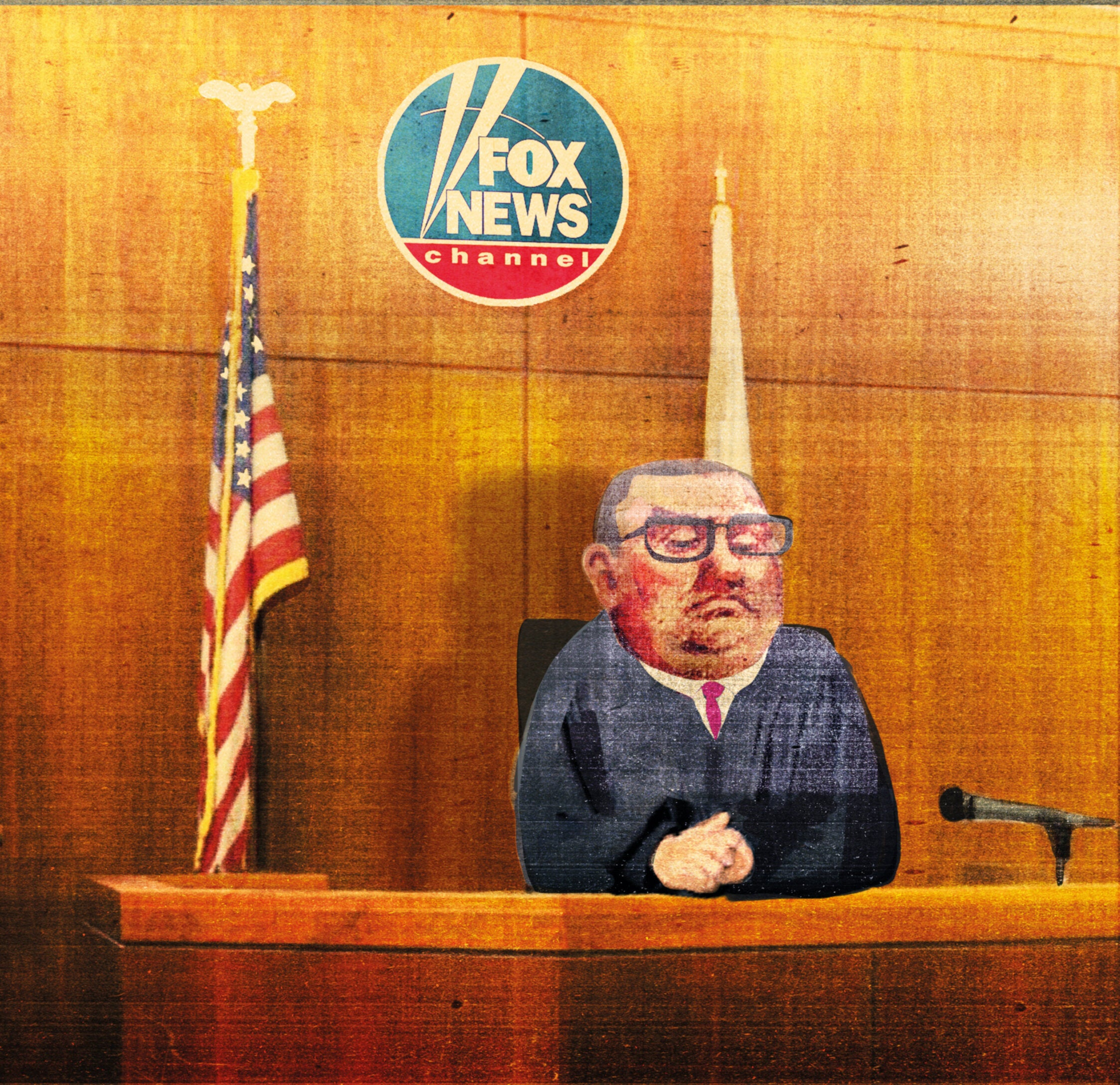 How Fox News is influencing US judges
