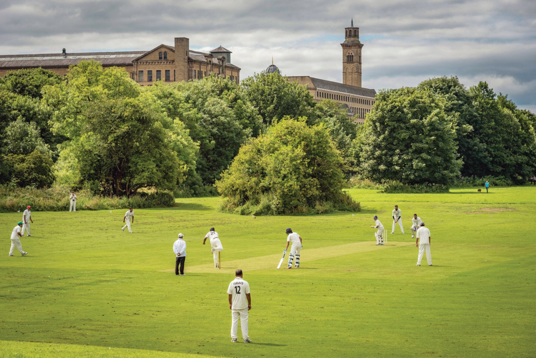 The joy of festival cricket, pastime of small towns