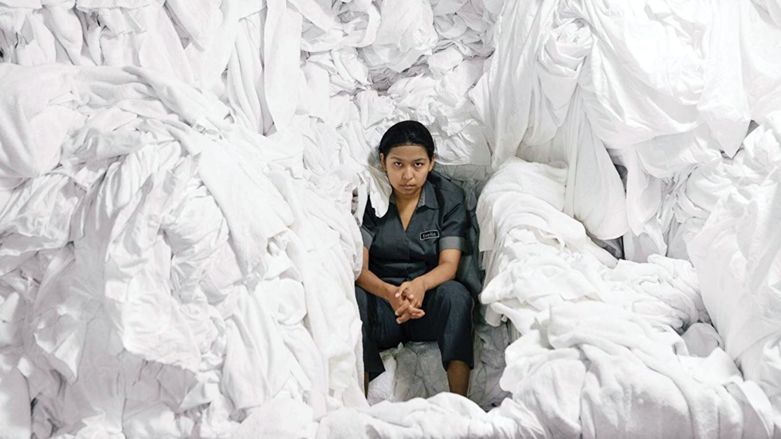 Lila Avilés's The Chambermaid paints a disconcerting portrait of a hotel worker in Mexico City