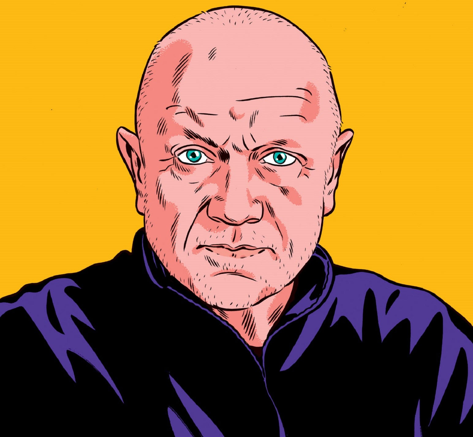"""Steven Berkoff Q&A: """"I'd like to live in the 1880s and mix with Oscar Wilde"""""""