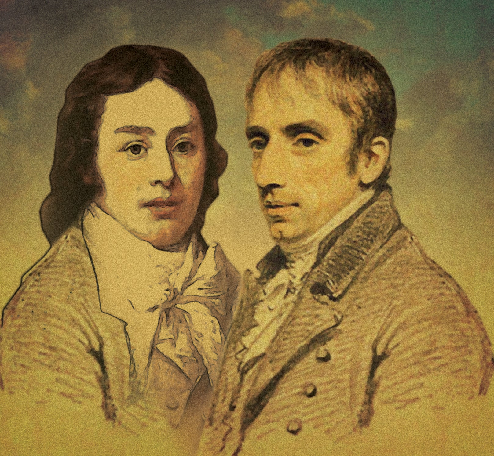 How Wordsworth and Coleridge shaped each other