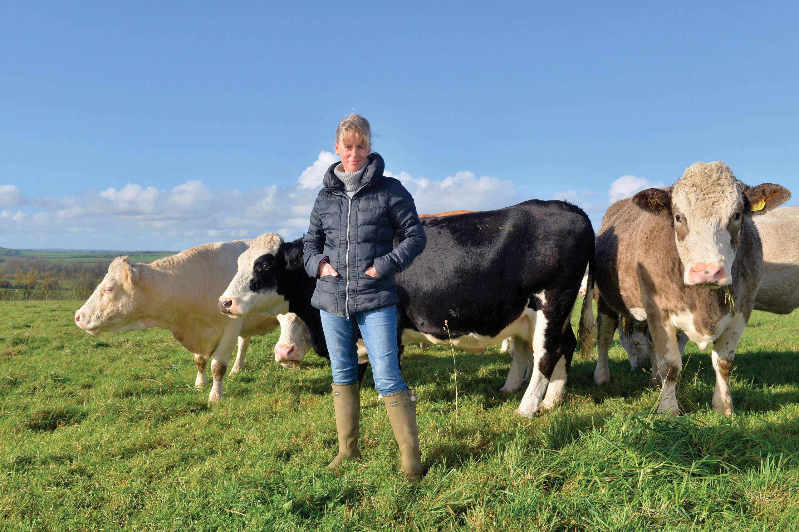 """Minette Batters: Brexit has been """"a face-slapping moment"""" for farming"""