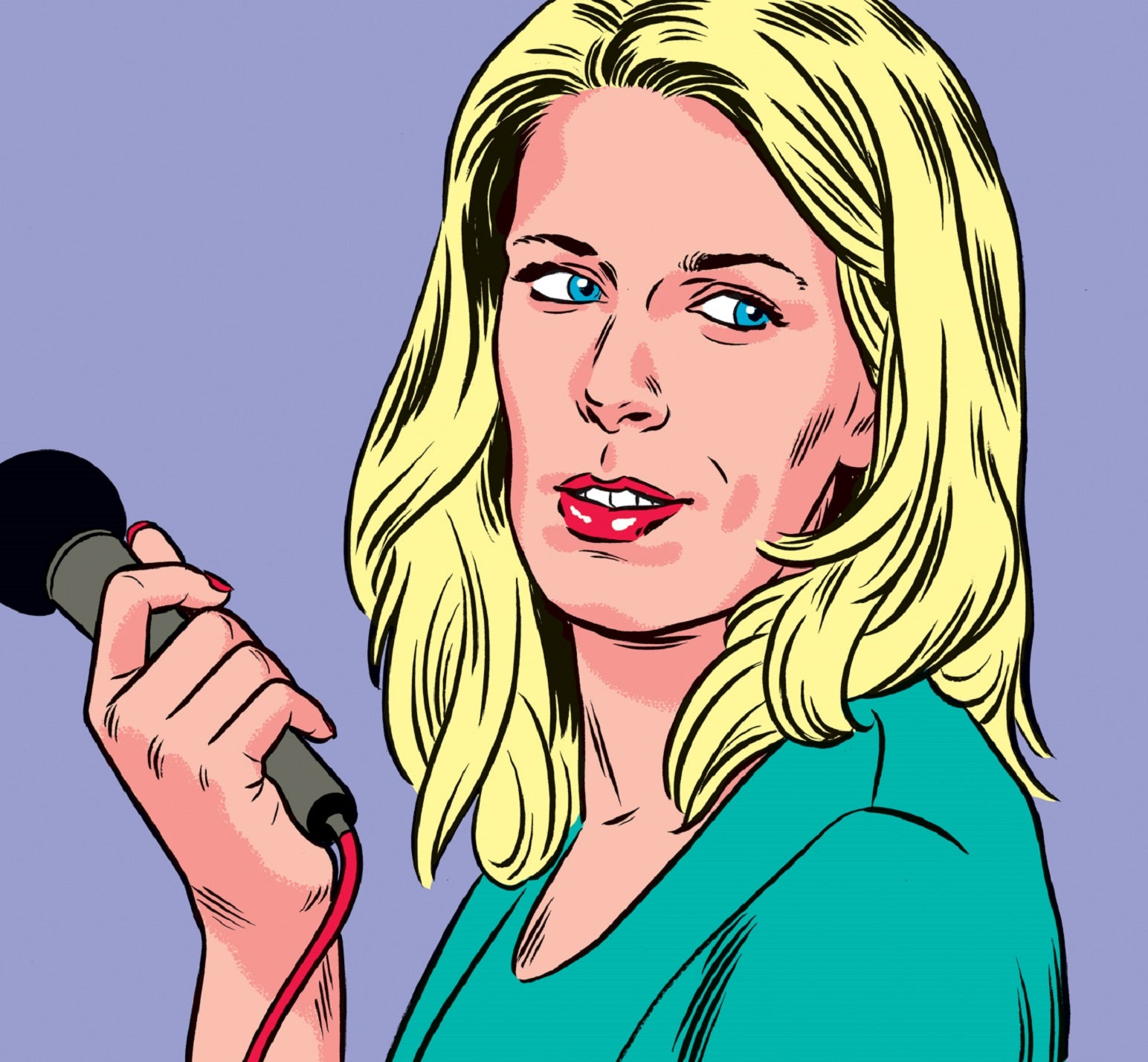 """Sara Pascoe Q&A: """"My dog wags his tail and loves everyone, like Jesus"""""""