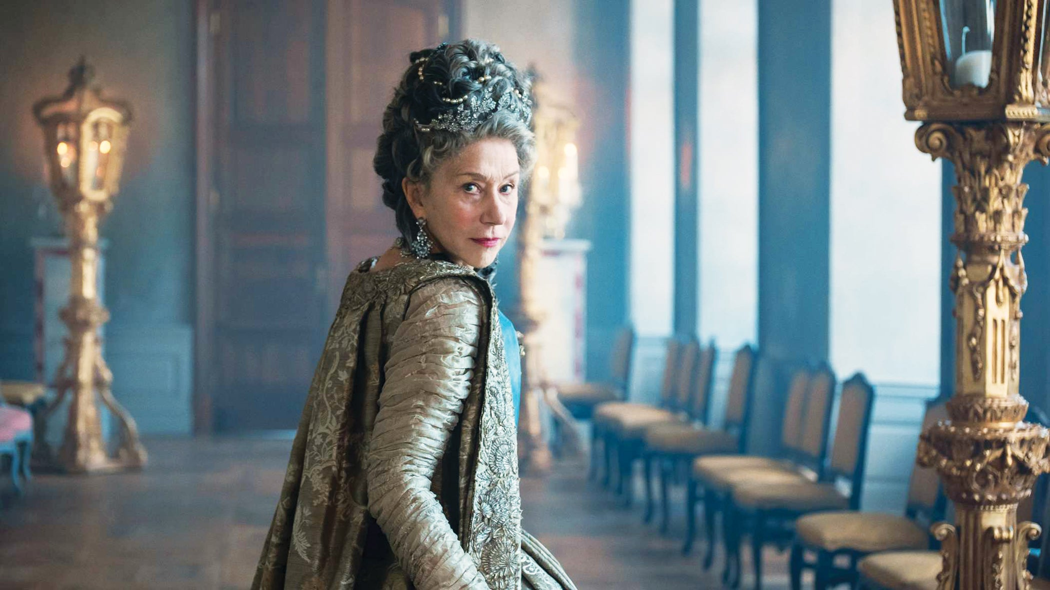 Why Helen Mirren's sexy Catherine the Great is game-changing television