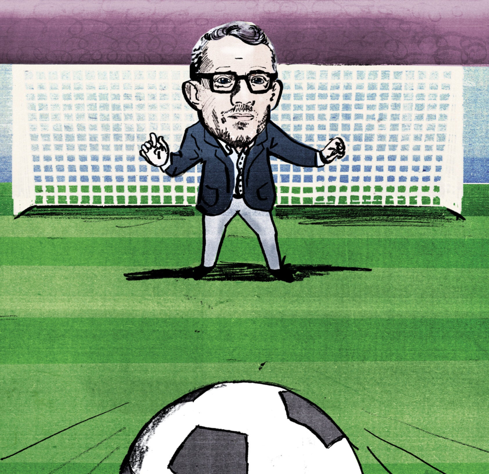 David Pemsel: from the Guardian to the Premier League