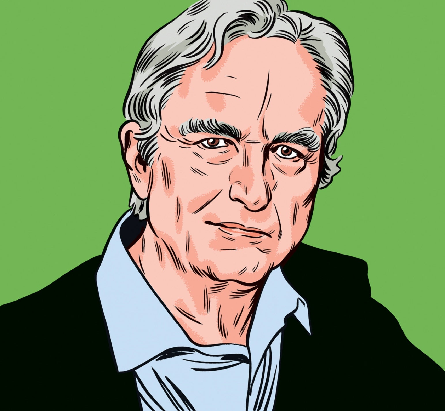 """Richard Dawkins Q&A: """"Don't follow your instincts, a leader, tradition or a holy book"""""""