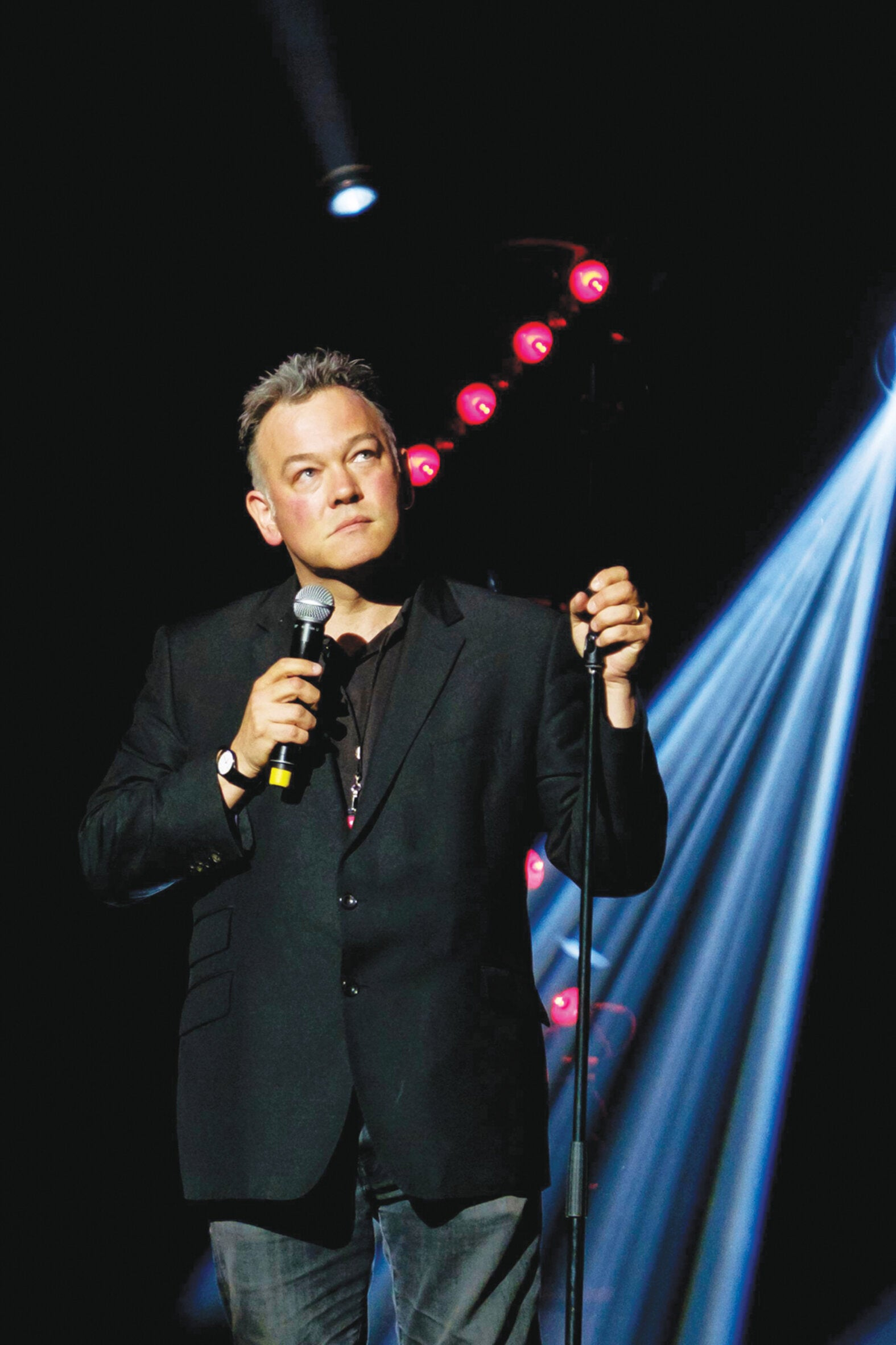 """Stewart Lee: """"It feels like watching news from another country"""""""