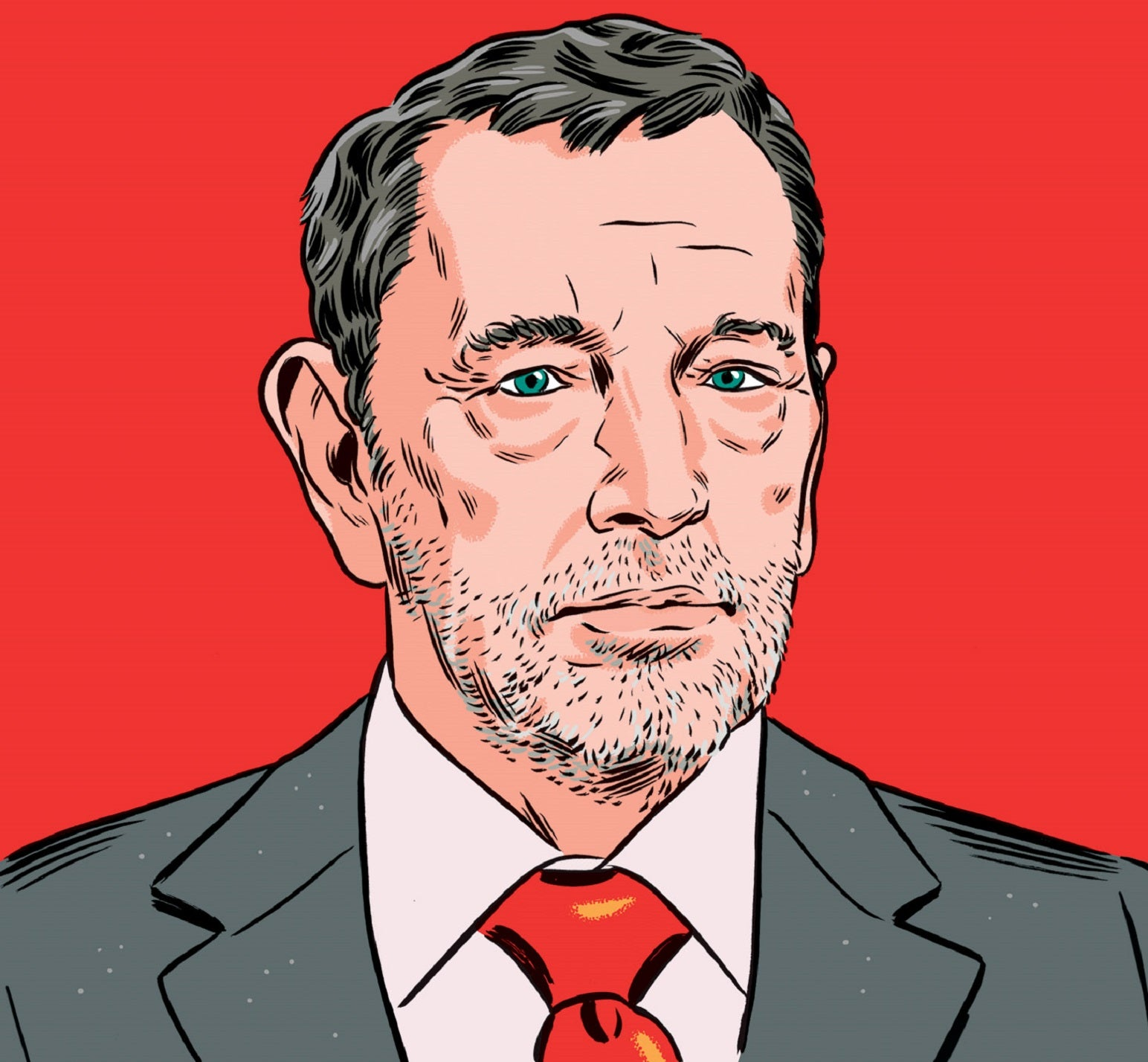 """David Blunkett Q&A: """"I can genuinely say that I 'looked up' to Nelson Mandela"""""""