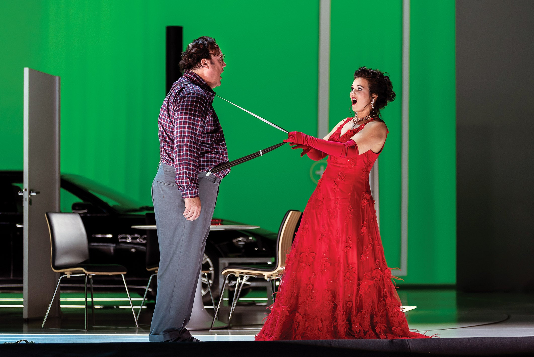 Don Pasquale at the Royal Opera House: a muted take on an old comedy