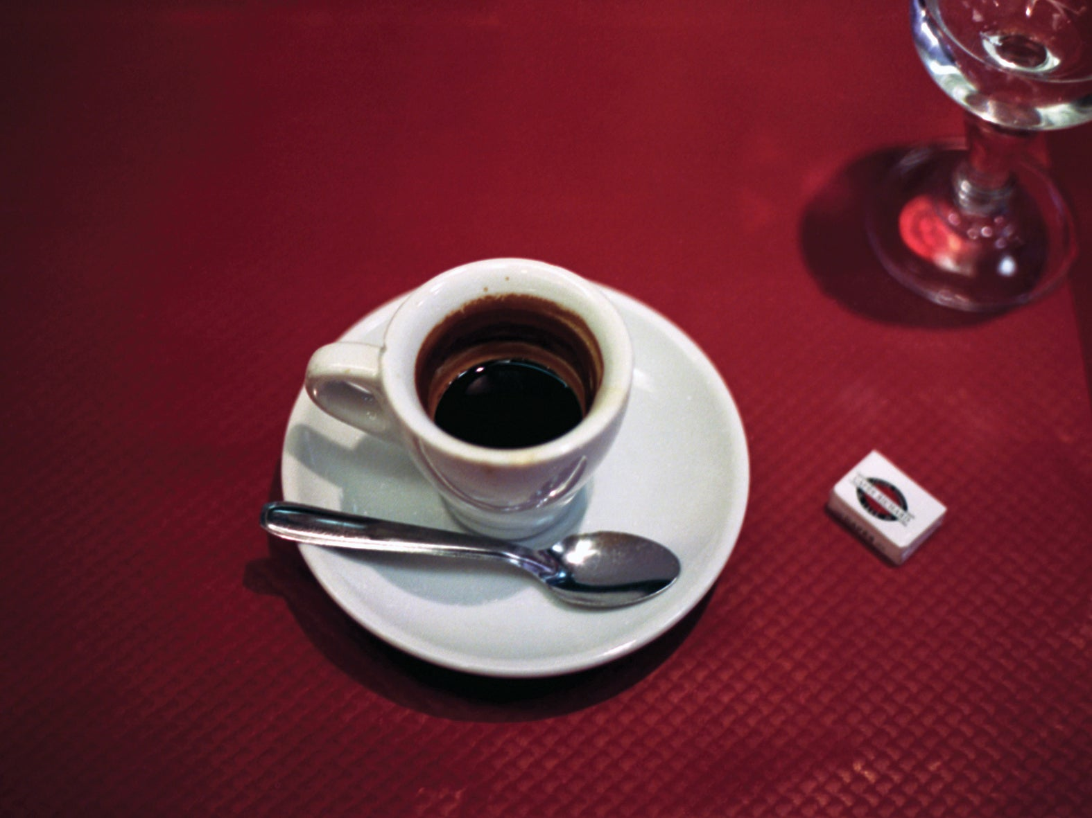 I've floated through life on a river of coffee and wine. So why do I write mainly about the latter?