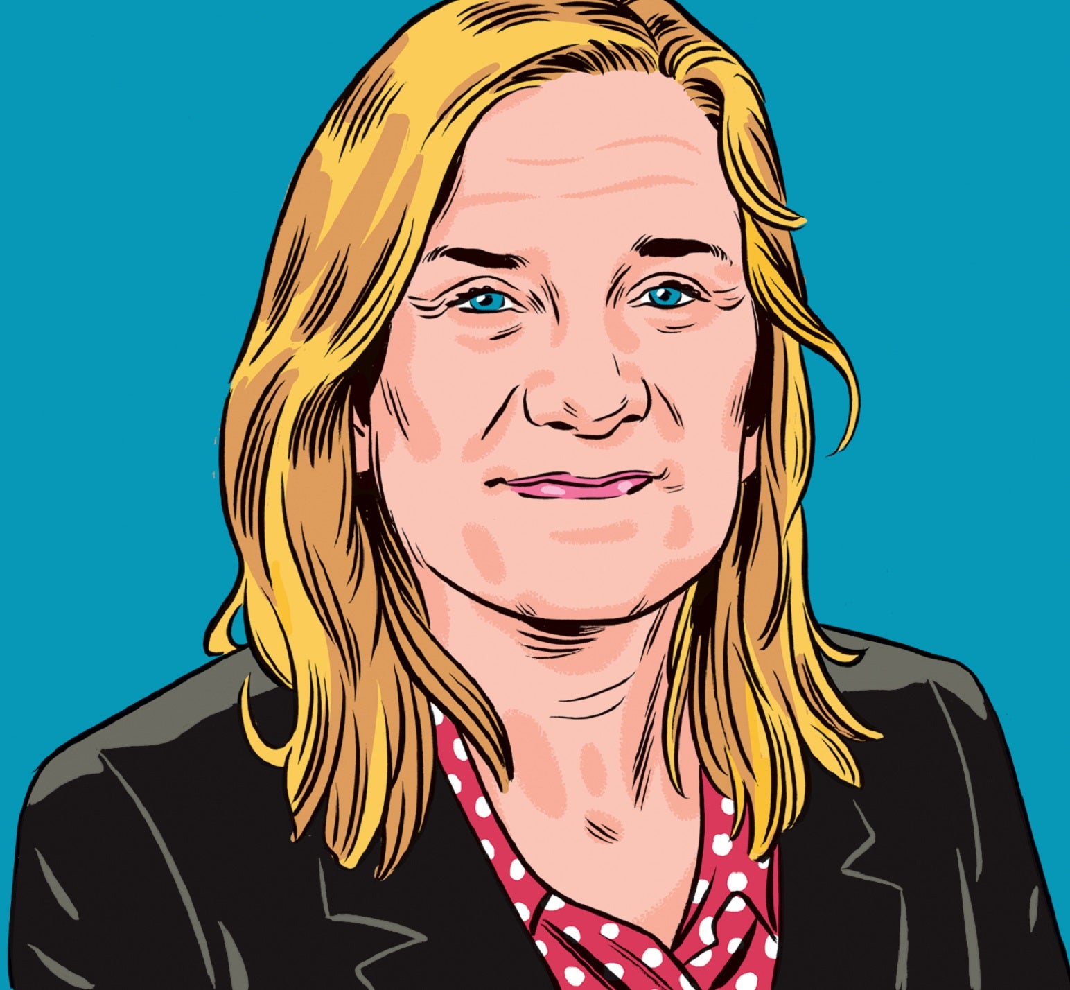 """Tracy Chevalier Q&A: """"I genuinely have no idea who to vote for"""""""