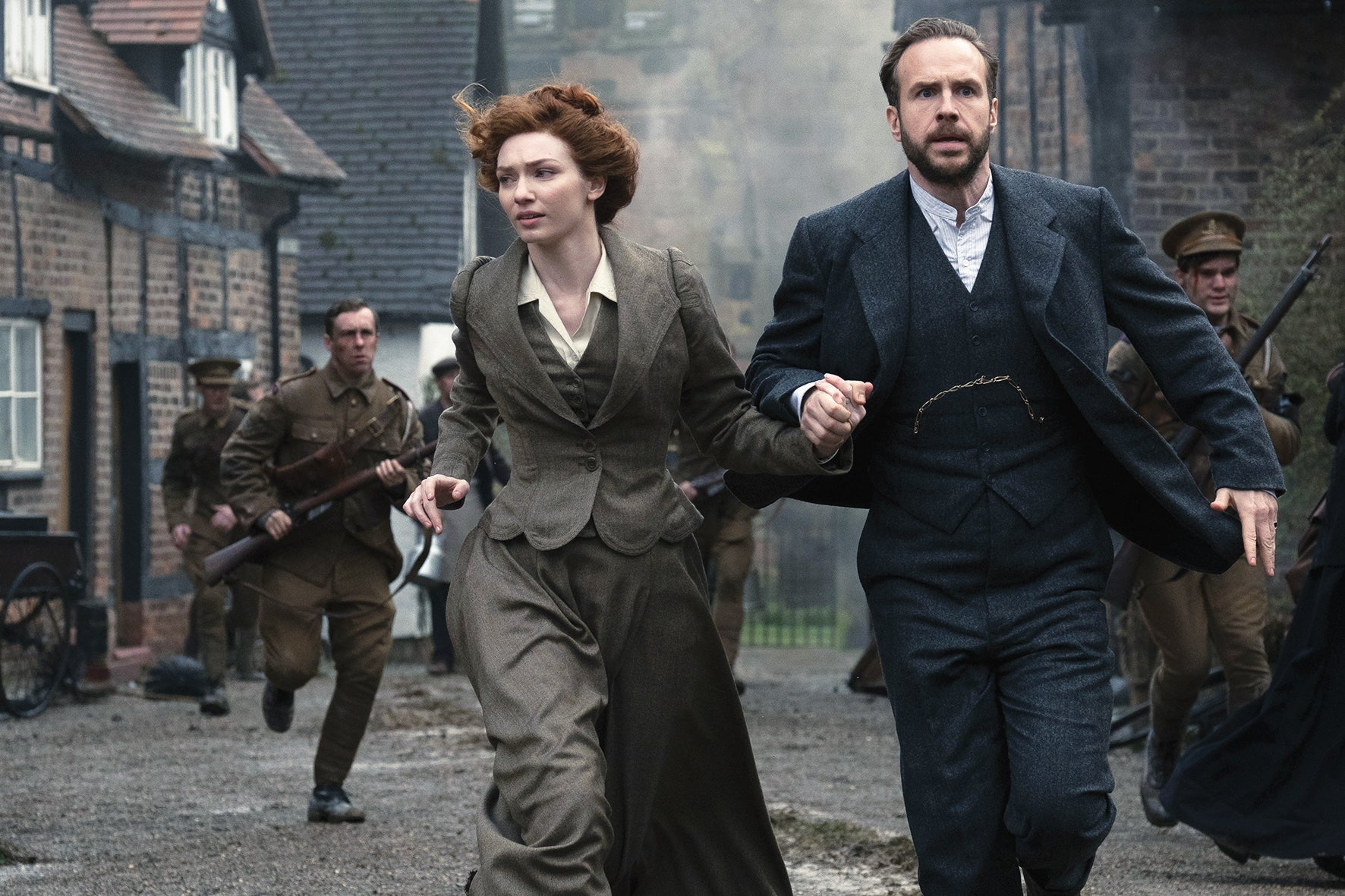 BBC One's The War of the Worlds is pretty much perfect Sunday night TV