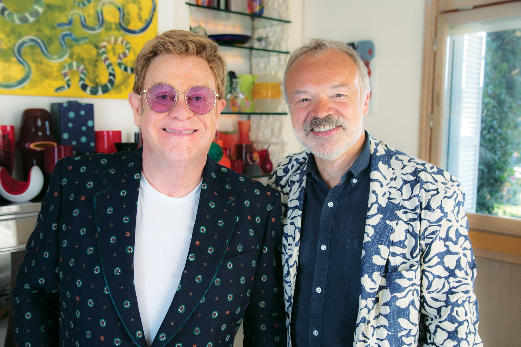 Elton John: Uncensored: a strange case of openness without candour