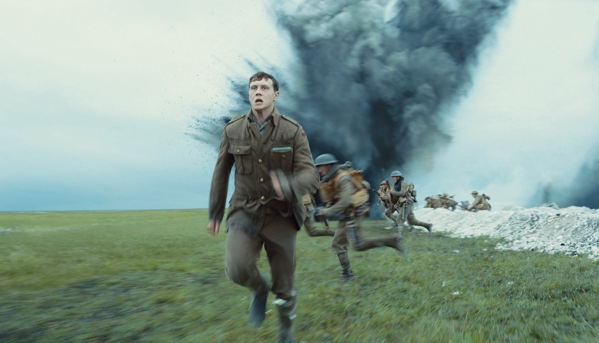 1917: the film of the year? Not by a long shot