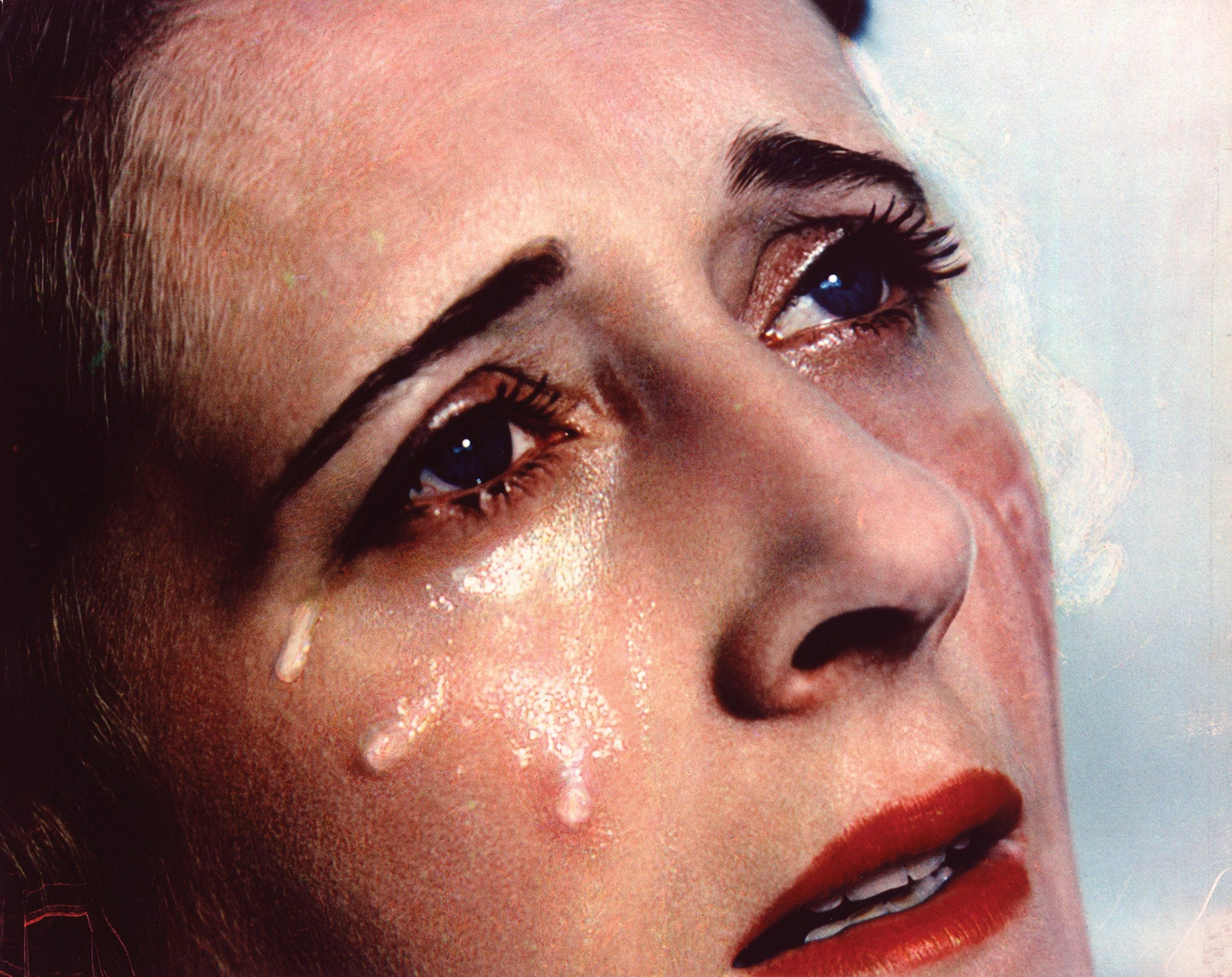 Heather Christle's The Crying Book: a cultural history of tears